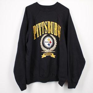 Vintage Pittsburgh Steelers Throwback Sweatshirt